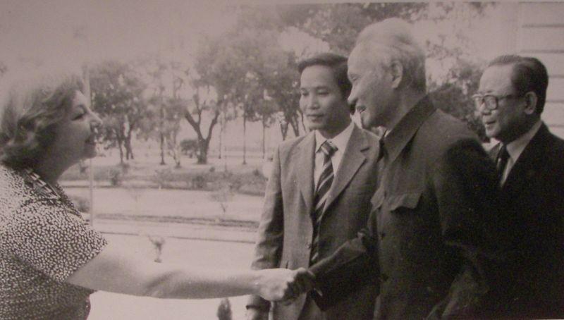 С Фам Ван Донгом